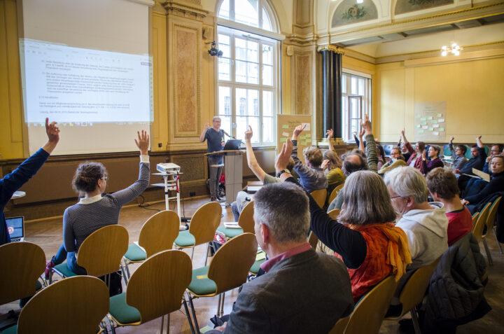 Der Leipziger Ernährungsrat ist offiziell gegründet!