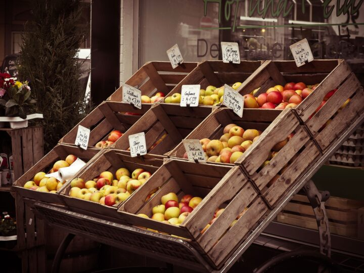 Pressemitteilung – Sachsen schließt als einziges Bundesland die Wochenmärkte: Warum?