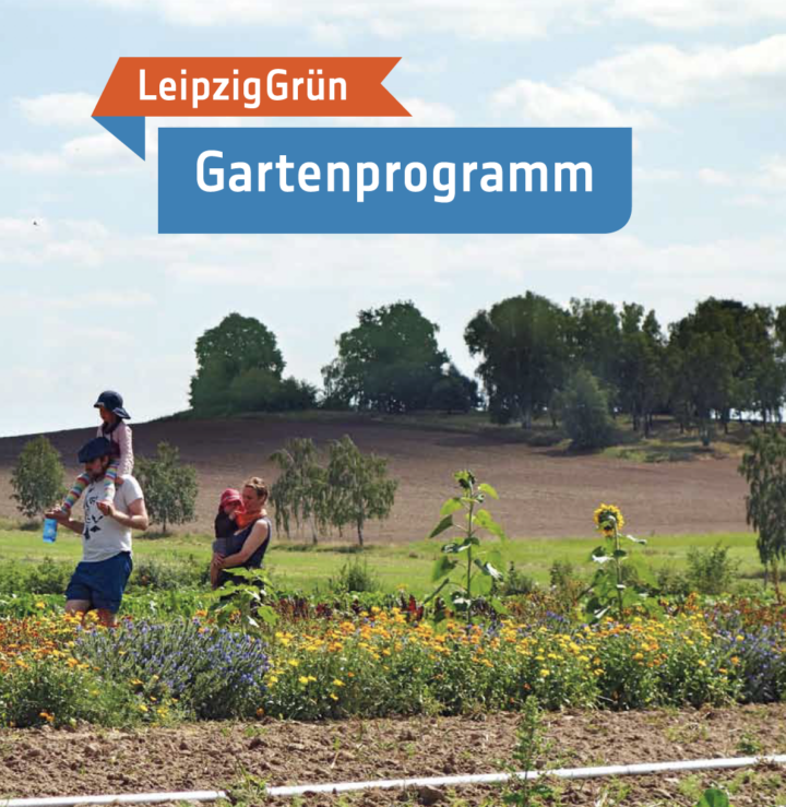 Auf Entdeckungsreise mit dem Gartenprogramm 2021
